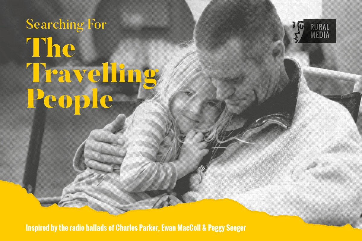 Searching for the Travelling People booklet cover