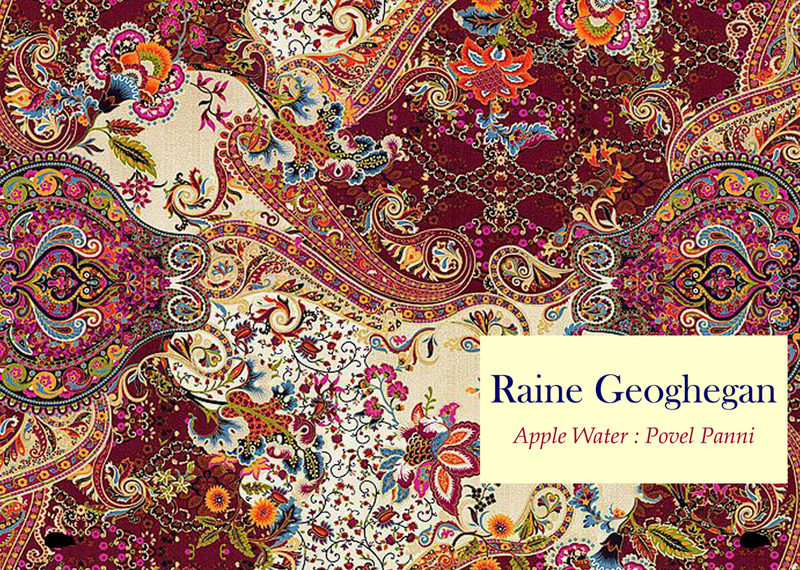 Review - Apple Water by Raine Geoghegan