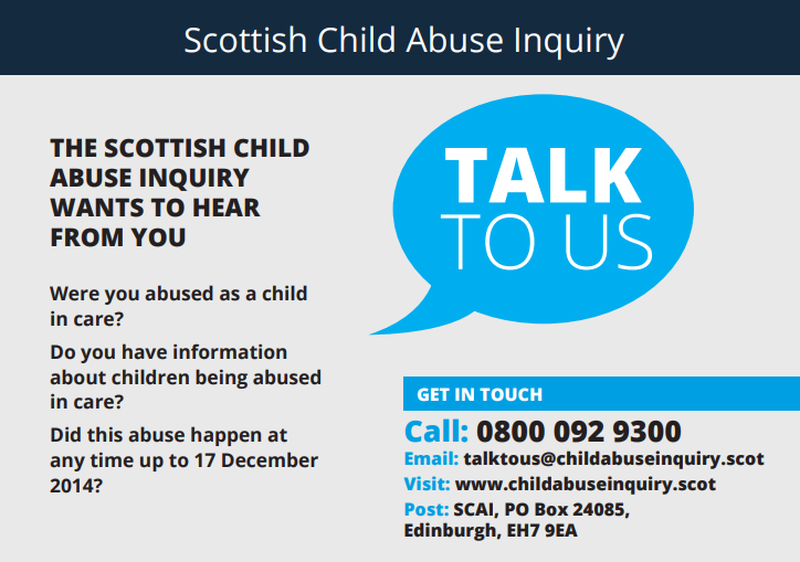 The Scottish Child Abuse Inquiry calls out for Traveller children who have been abused in care homes to come forward