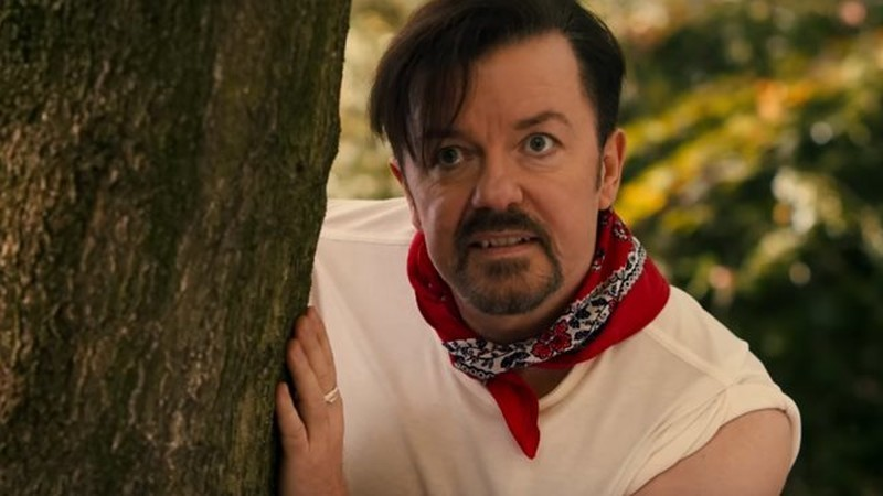 'Lady Gypsy'? – time to move on, Mr Gervais