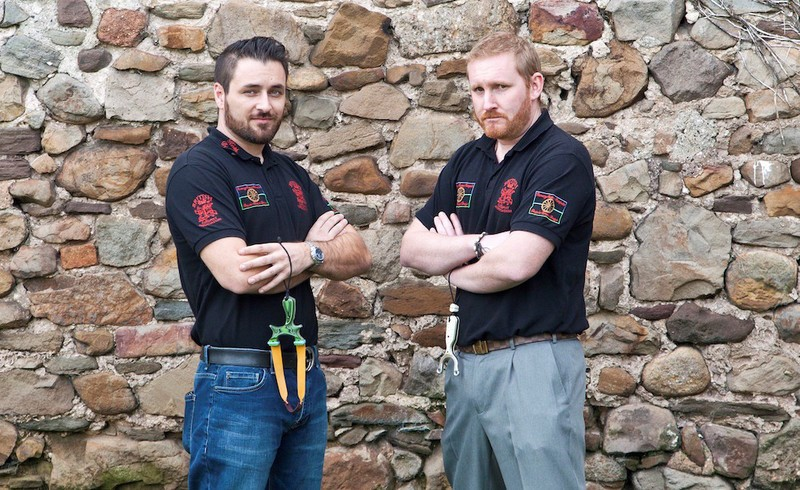 Romany 'Catapult Kings' set to compete in Slingshot World Cup