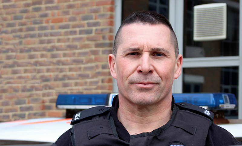 "Police Facebook 'pikey' comments ""the tip of the iceberg"", says Jim Davies from the Gypsy police officer association."