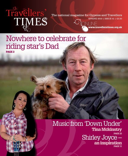 Travellers Times cover