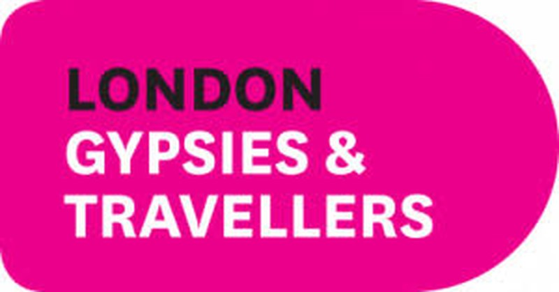 London Gypsies and Travellers logo
