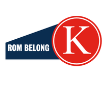 Rom Belong logo