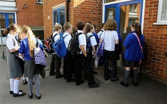 report showing Traveller pupil school exclusions