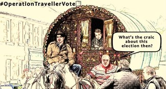 Operation Traveller Vote Traveller Movement election