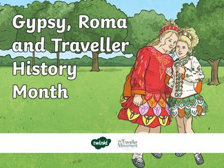 Gypsy, Roma and Traveller history month