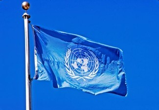 UN FLAG GYPSIES AND TRAVELLERS