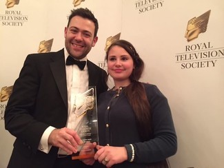 Travellers' Times celebrates national TV Award