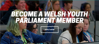 Become a Welsh Youth Parliament