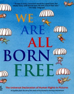 Logo for We are all born free
