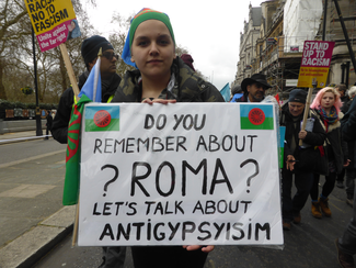 WE ARE GR8 - and International Roma Day