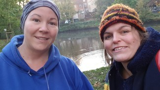 Stay lucky! – 'Wild' swimming women raise money for Traveller charities