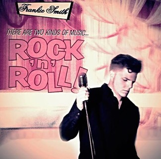 Introducing Frankie Smith – Gypsy Rock N' Roll Singer