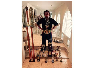 Henry-James - Martial Arts Champion
