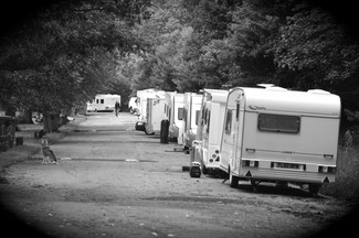 Unauthorized Traveller sites - zero tolerance or a better way?