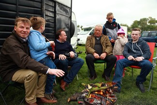 The historic Appleby Horse Fair – a Mecca for Gypsies and Travellers says Billy Welch (c) Natasha Quarmby peter mccall