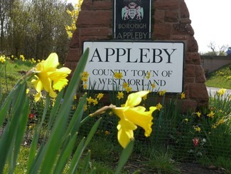 Appleby sign Picture © Charles Newland