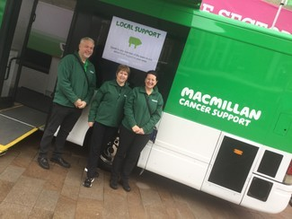 Macmillan Mobile Information Support Team