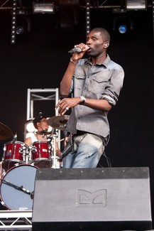 Wretch 32, a rap artist from Tottenham, London –who Big Deli cites as an influence By Danrok - Own work, CC BY-SA 3.0, https://commons.wikimedia.org/w/index.php?curid=19204722
