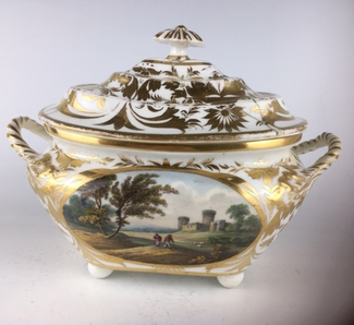 'An illustrious heritage in British society' © Royal Crown Derby