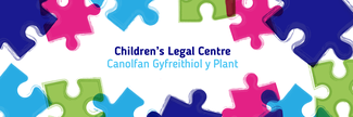 Children's Legal Centre Wales Logo