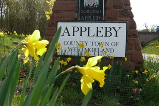 Appleby Fair Sign